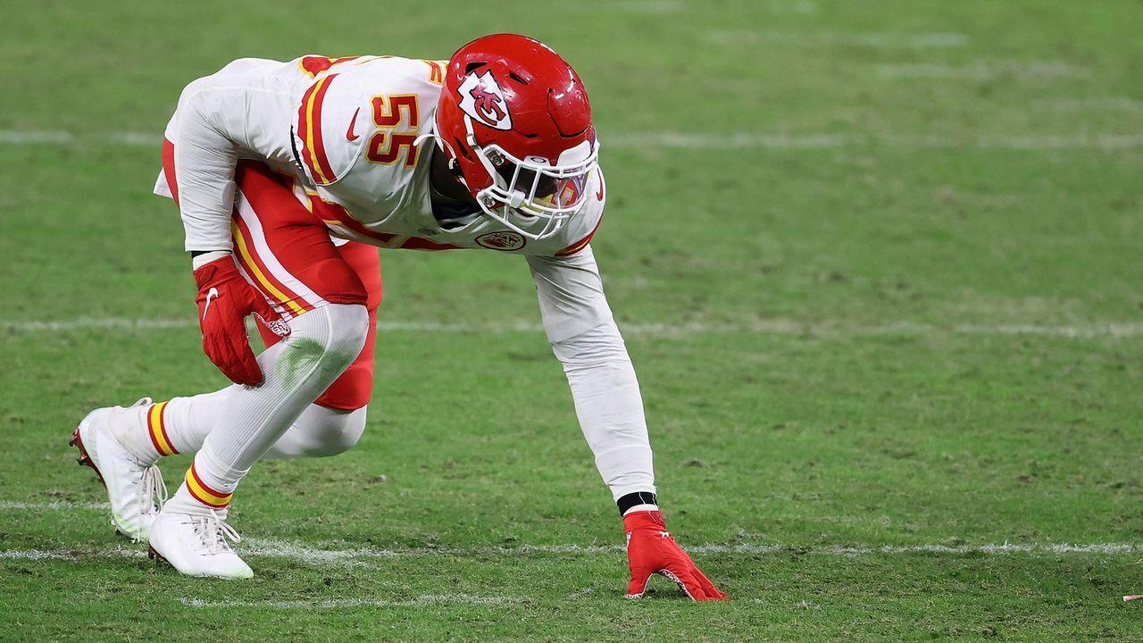 6. Frank Clark (Kansas City Chiefs) - Bildquelle: 2020 Getty Images