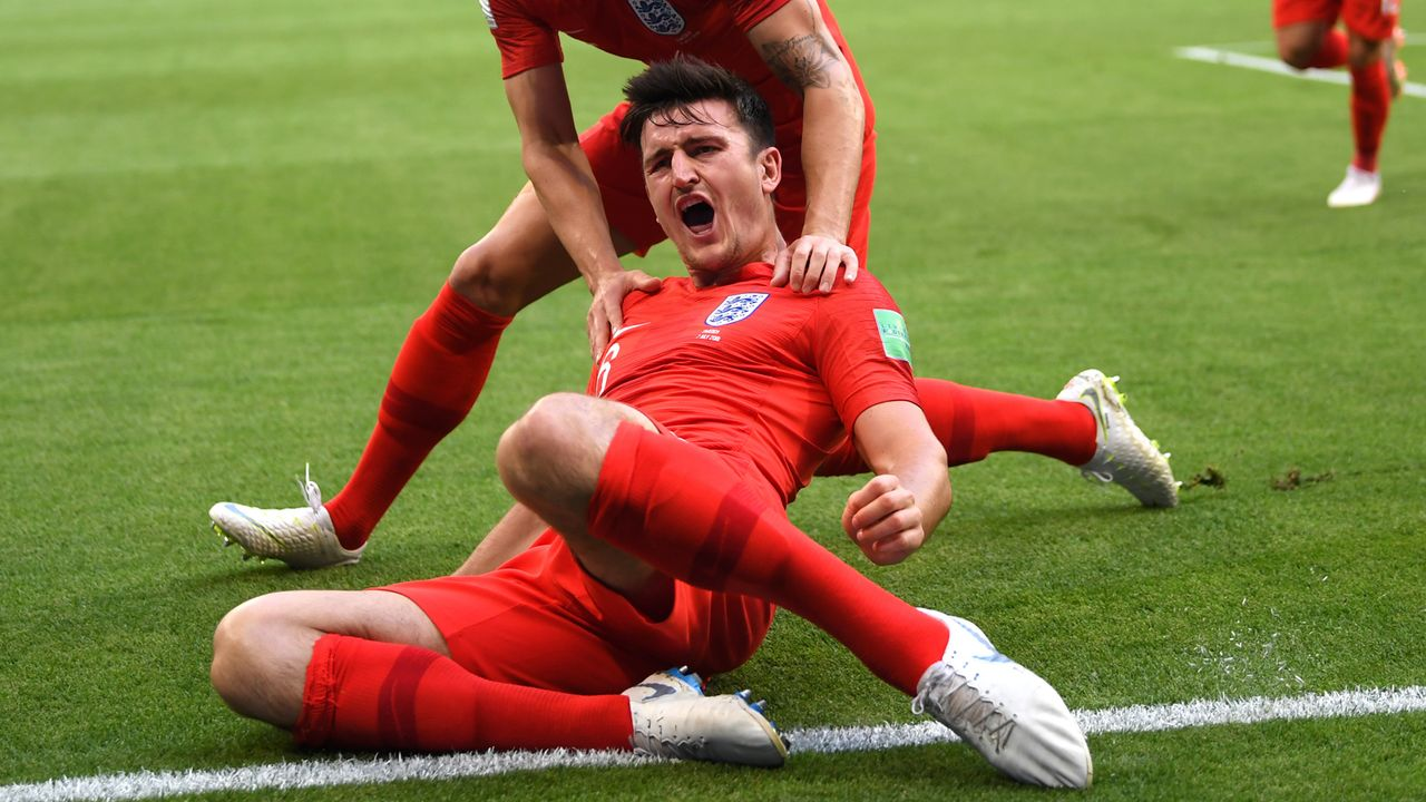 Harry Maguire (England) - Bildquelle: 2018 Getty Images