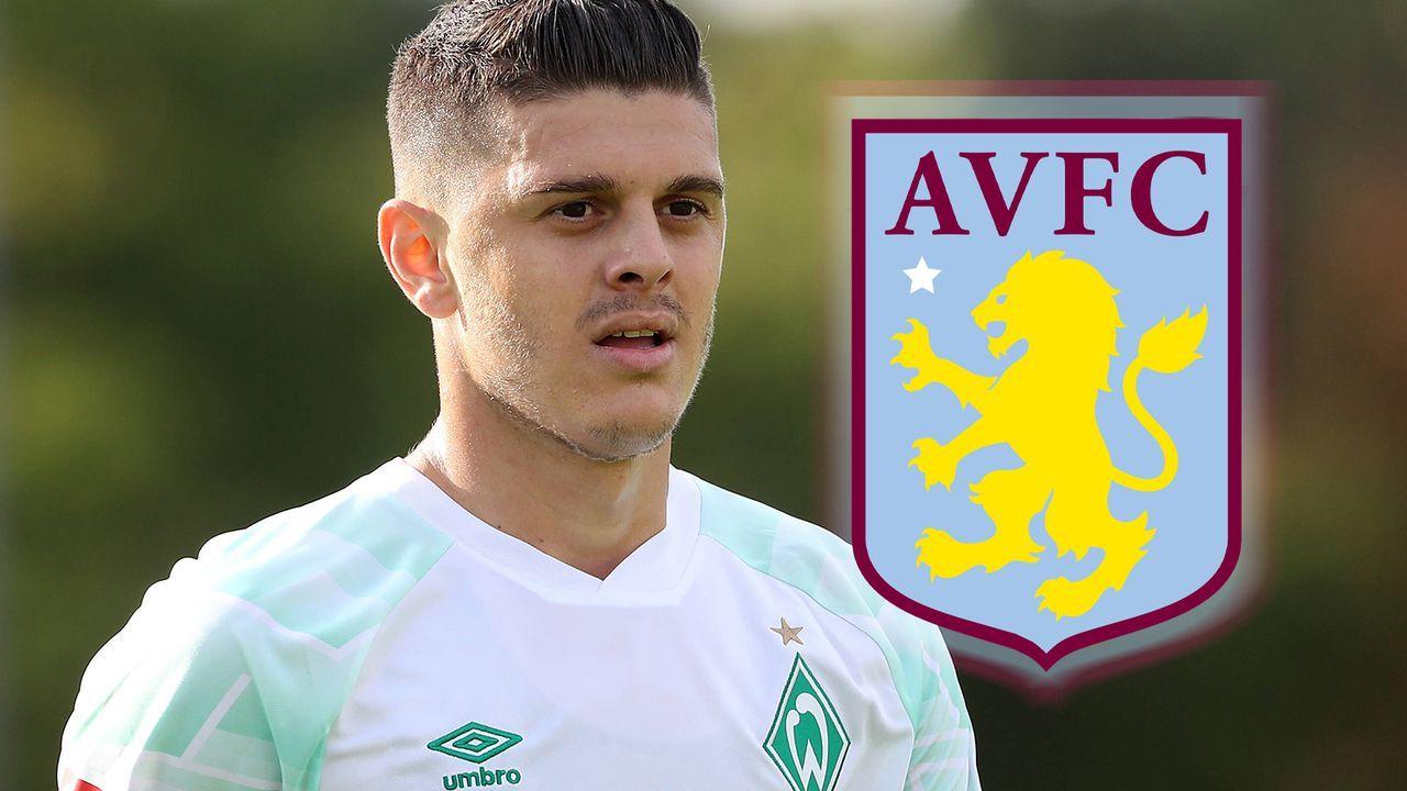 Milot Rashica (SV Werder Bremen) - Bildquelle: Imago