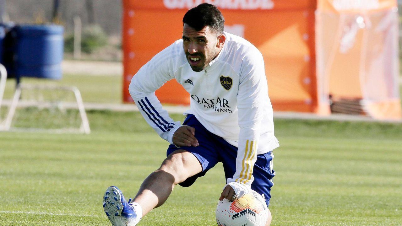 Carlos Tevez (Argentinien) - Bildquelle: Imago