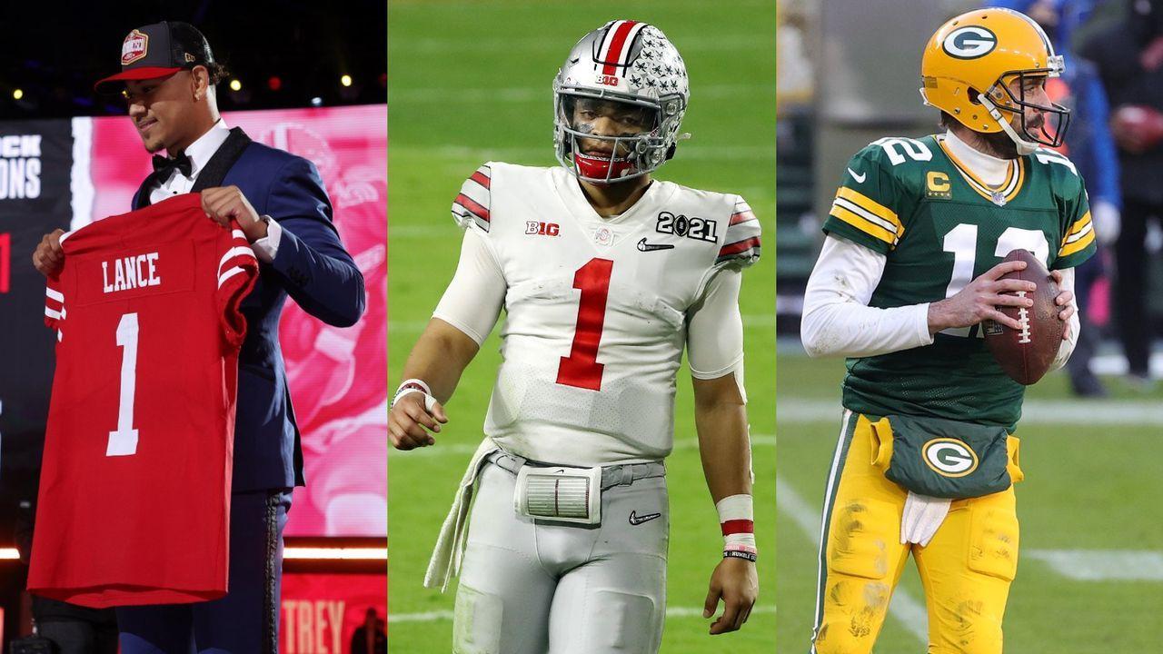 NFL Draft 2021: Die Gewinner und Verlierer der ersten Runde