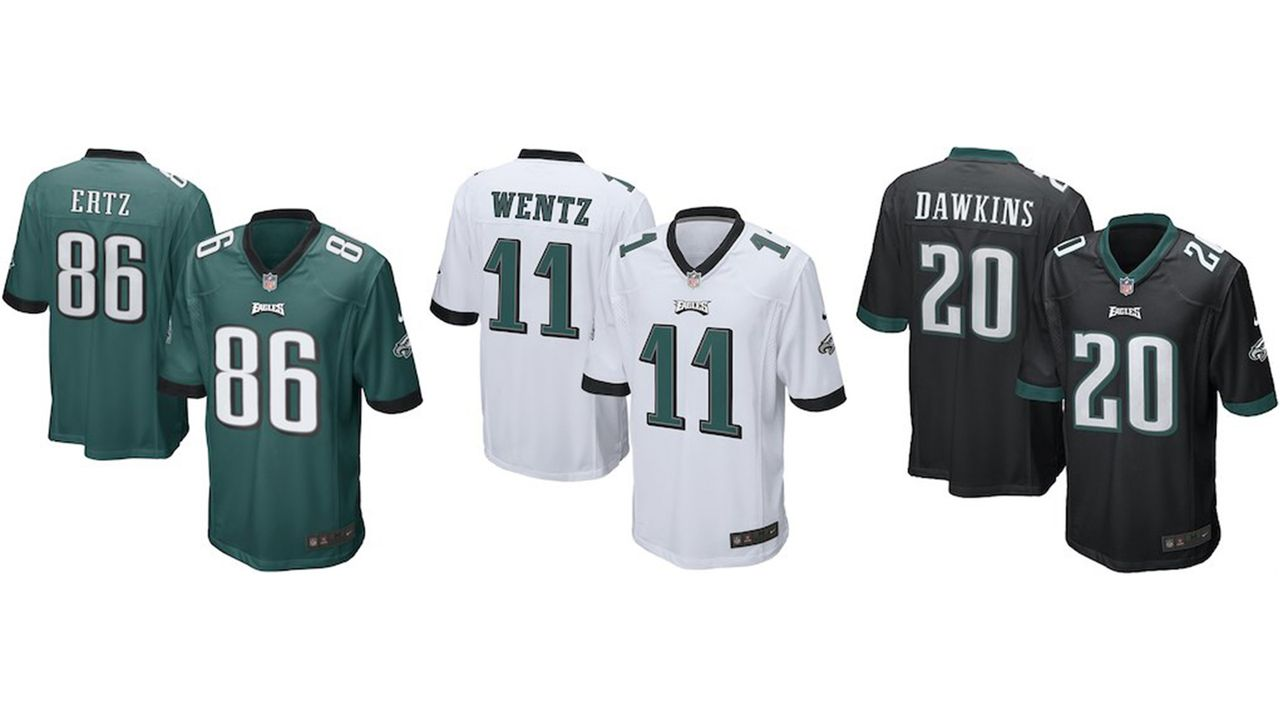 Philadelphia Eagles - Bildquelle: nflshop.com