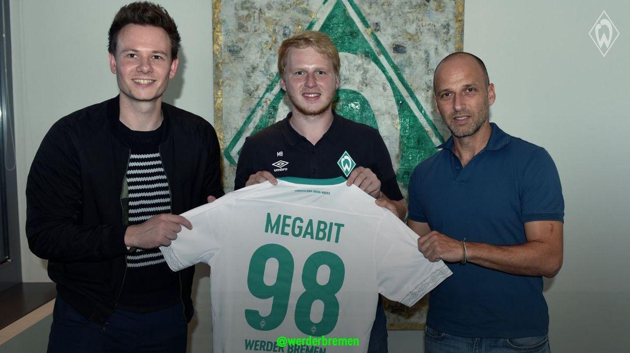 MegaBit (Werder Bremen) - Bildquelle: Twitter - @werderesports
