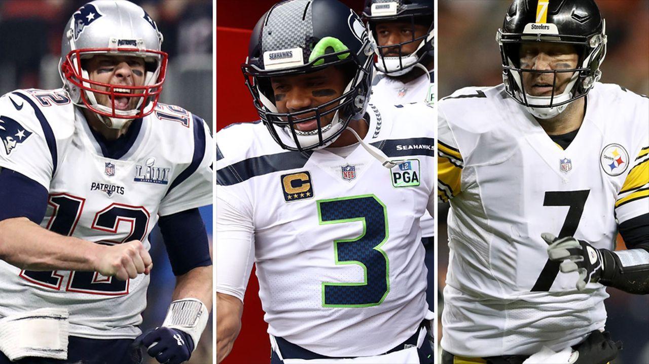 Bei diesen Quarterbacks läuft nach der Saison der Vertrag aus - Bildquelle: Getty Images