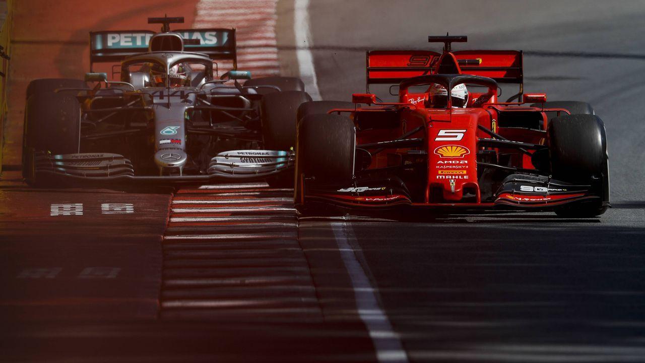 Abschied oder Angriff: Wie geht es für Sebastian Vettel weiter? - Bildquelle: imago images / Motorsport Images