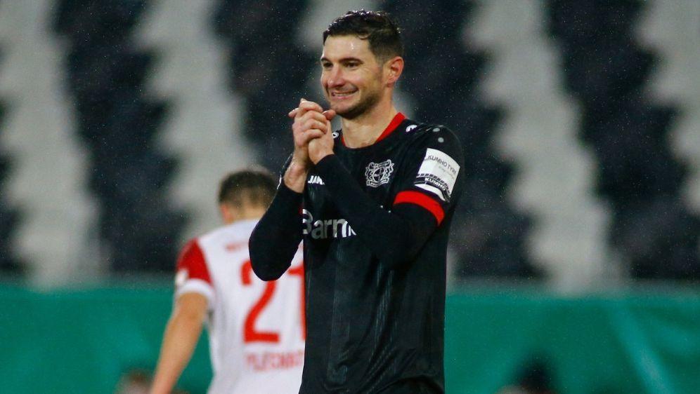 Lucas Alario unterschreibt neuen Vertrag bei Bayer - Bildquelle: AFPPOOLSIDTHILO SCHMUELGEN