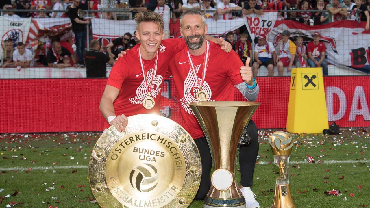 Hannes Wolf (RB Leipzig) - Bildquelle: Getty