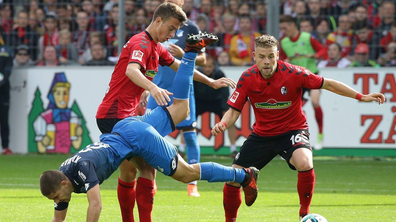 Auslaufende Verträge: SC Freiburg - Bildquelle: Imago