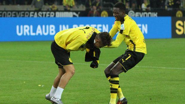 Dortmund kompensiert Abgänge - Bildquelle: imago/Jan Huebner