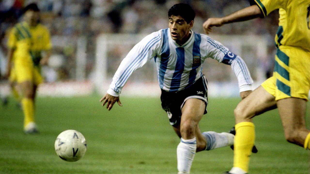Diego Armando Maradona  - Bildquelle: imago