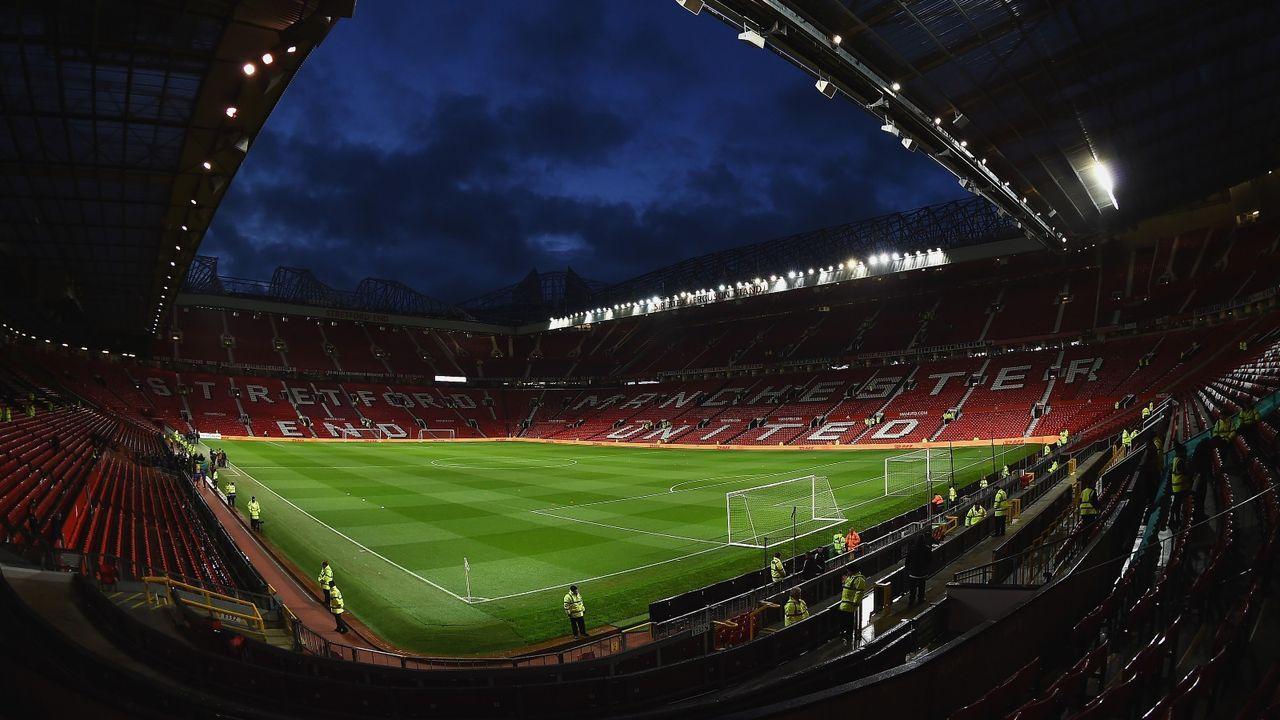 Manchester United - Bildquelle: Getty