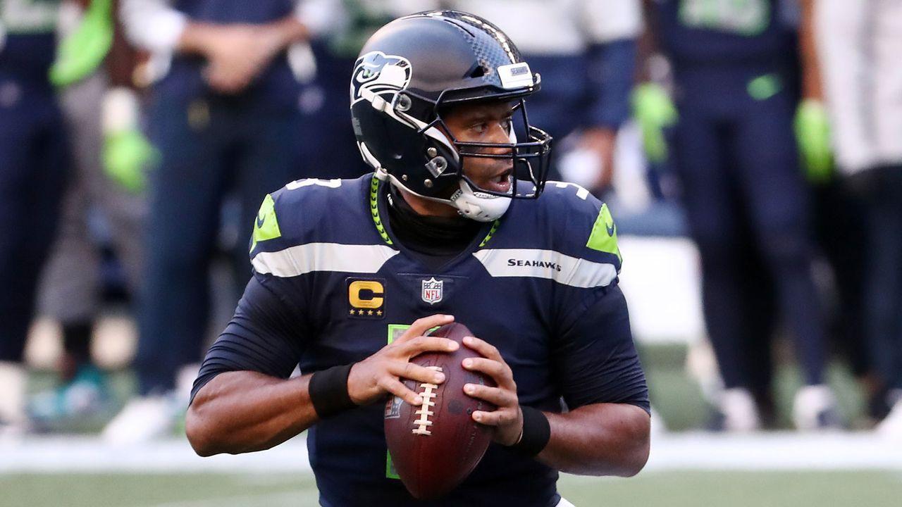 Quarterback: Russell Wilson (84 Punkte) - Bildquelle: 2020 Getty Images