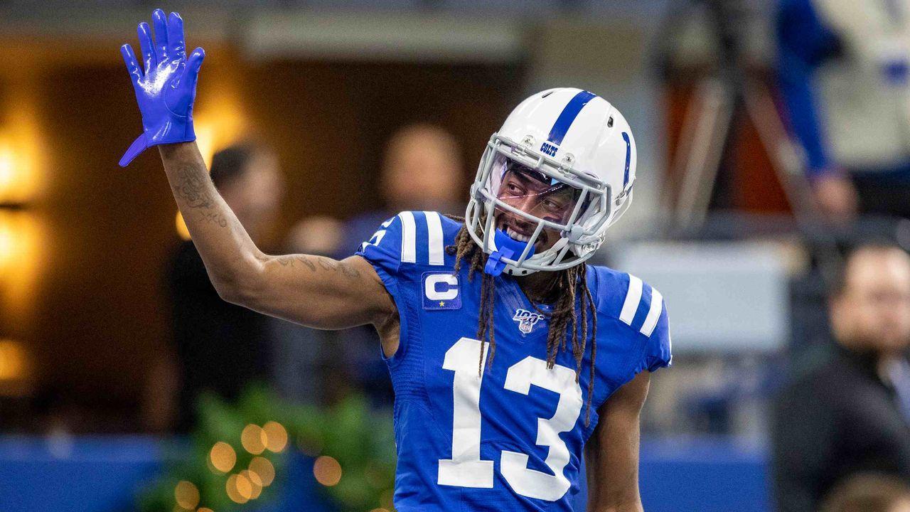 Indianapolis Colts: T.Y. Hilton - Bildquelle: getty
