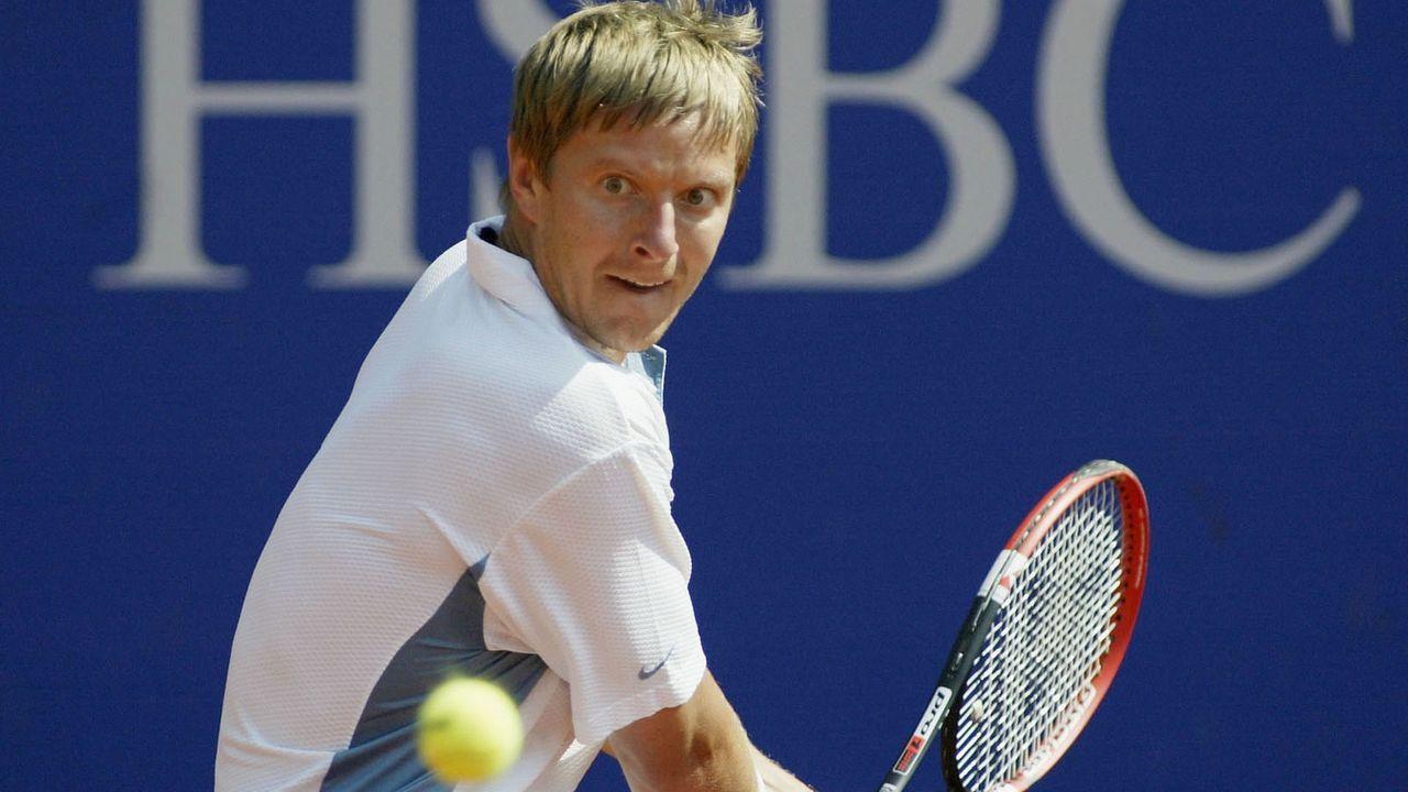 Platz 13: Jewgeni Kafelnikow (Russland) - Bildquelle: getty