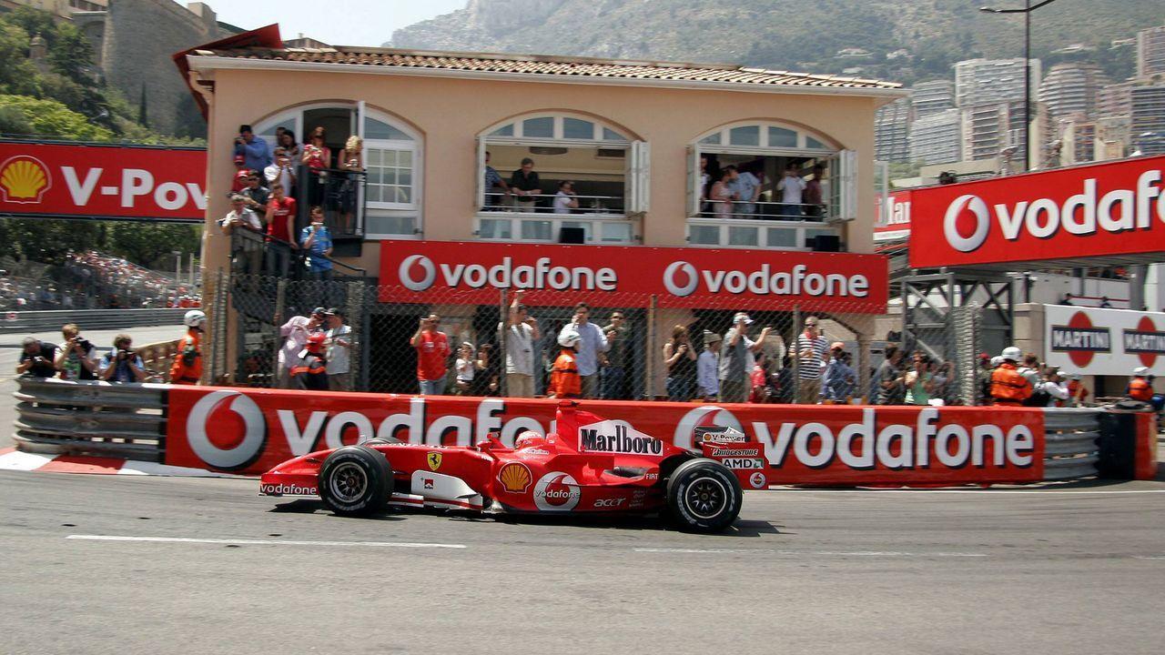 2006: Schumachers Parkaktion