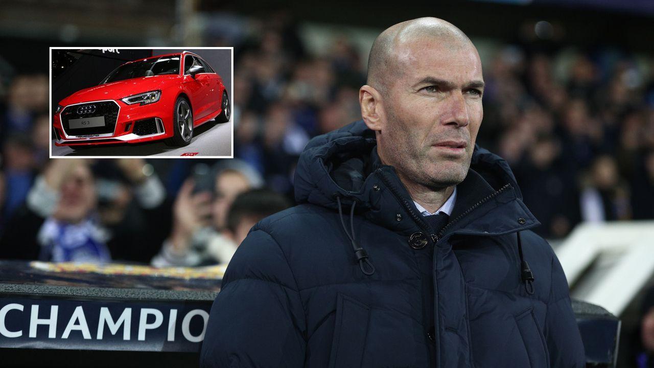 Zinedine Zidane - Bildquelle: Getty / Imago