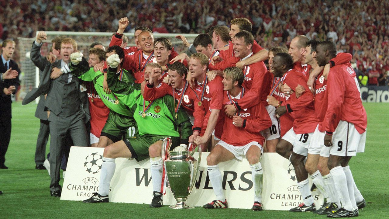 Manchester United (1998/99) - Bildquelle: Imago Images