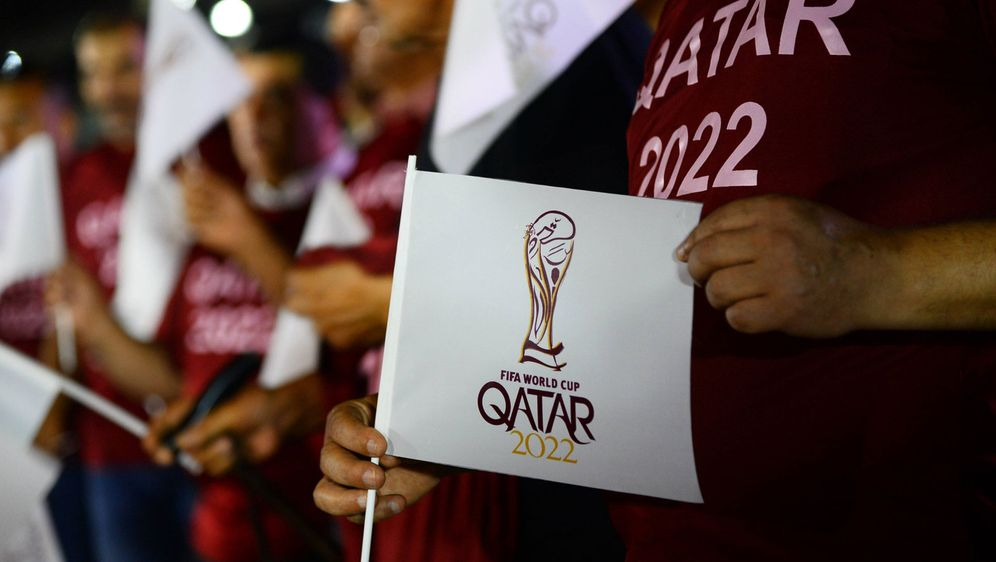 Die WM in Katar wird erstmals im Winter stattfinden. - Bildquelle: imago images / Xinhua