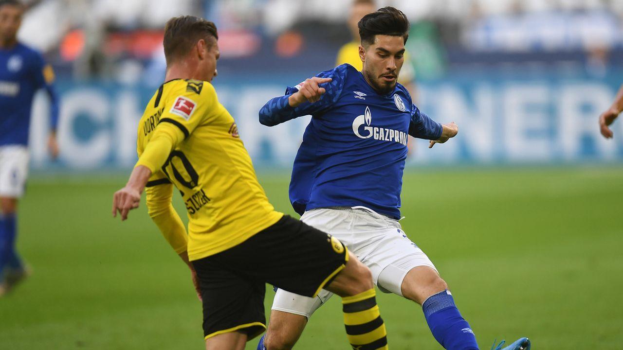Suat Serdar (Schalke 04) - Bildquelle: imago