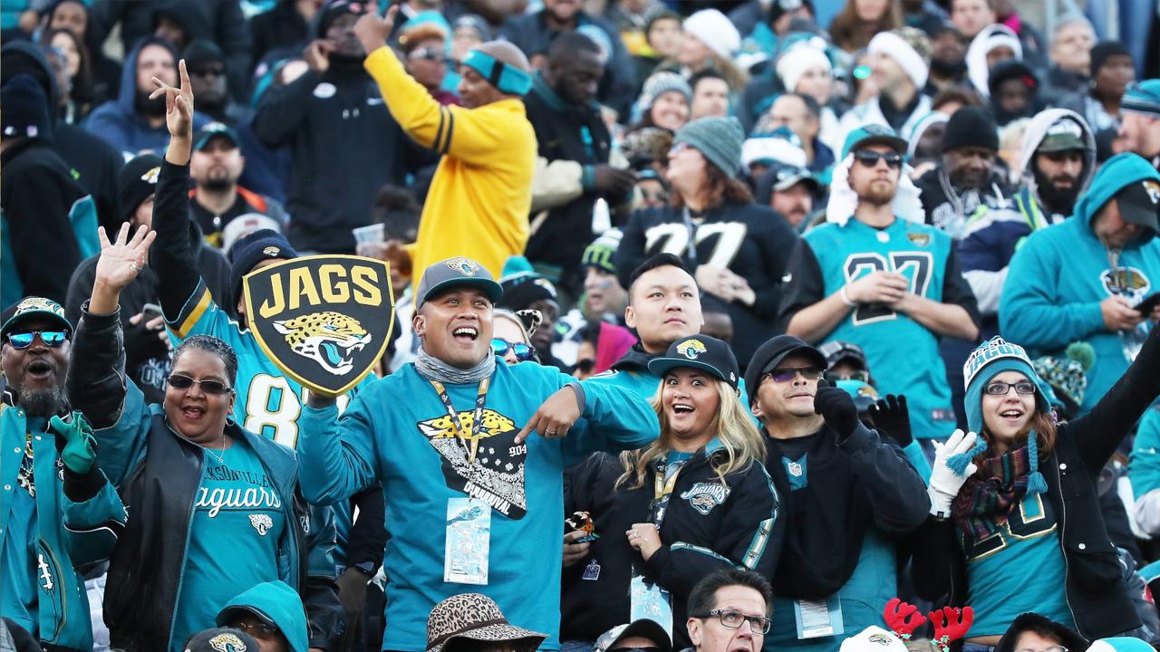 Platz 26: Jacksonville Jaguars - Bildquelle: Getty Images