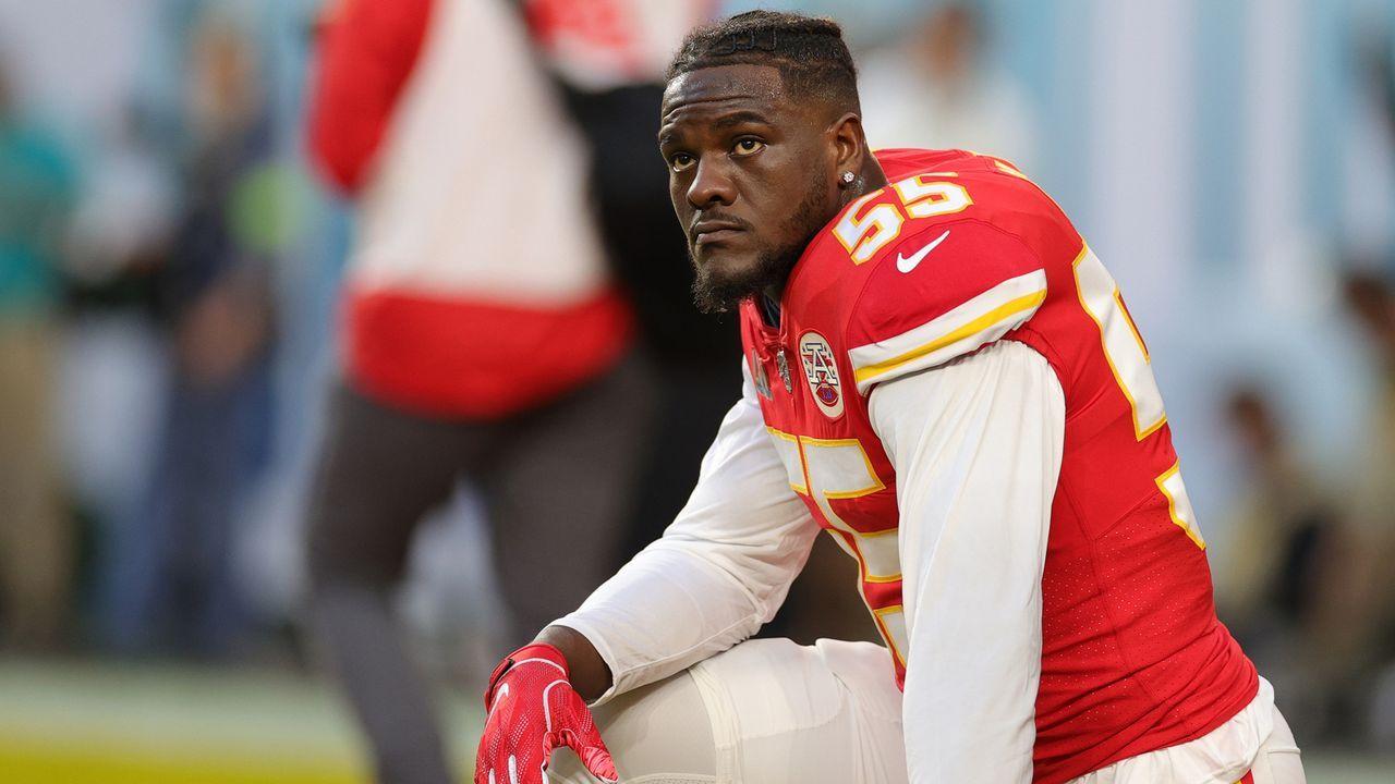 Frank Clark - (Defensive End - Kansas City Chiefs) - Bildquelle: 2020 Getty Images