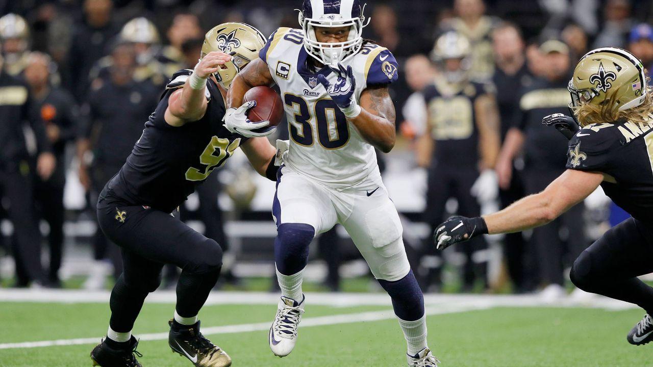 6 - Los Angeles Rams - Bildquelle: 2019 Getty Images