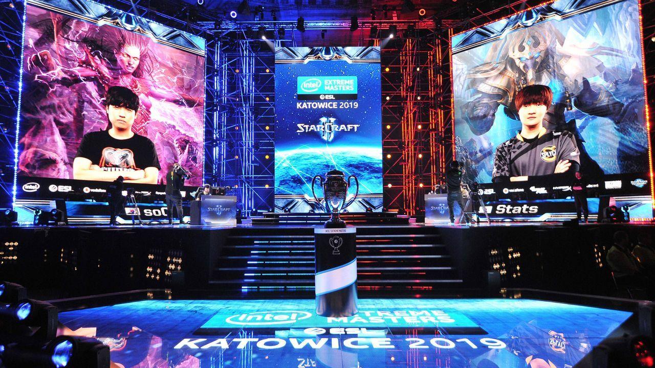 Platz 5: StarCraft II - Bildquelle: imago images / Newspix