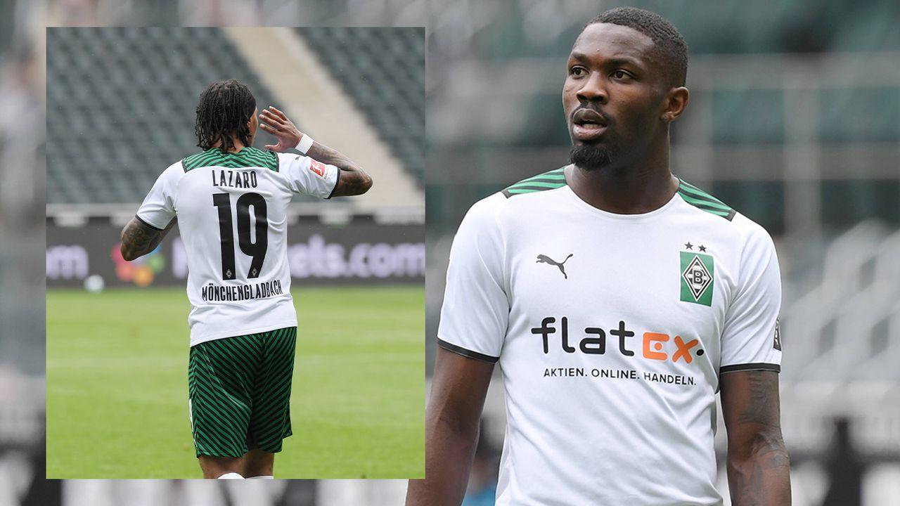 Borussia M'Gladbach: Heimtrikot im gewohnten Look - Bildquelle: Footy Headlines