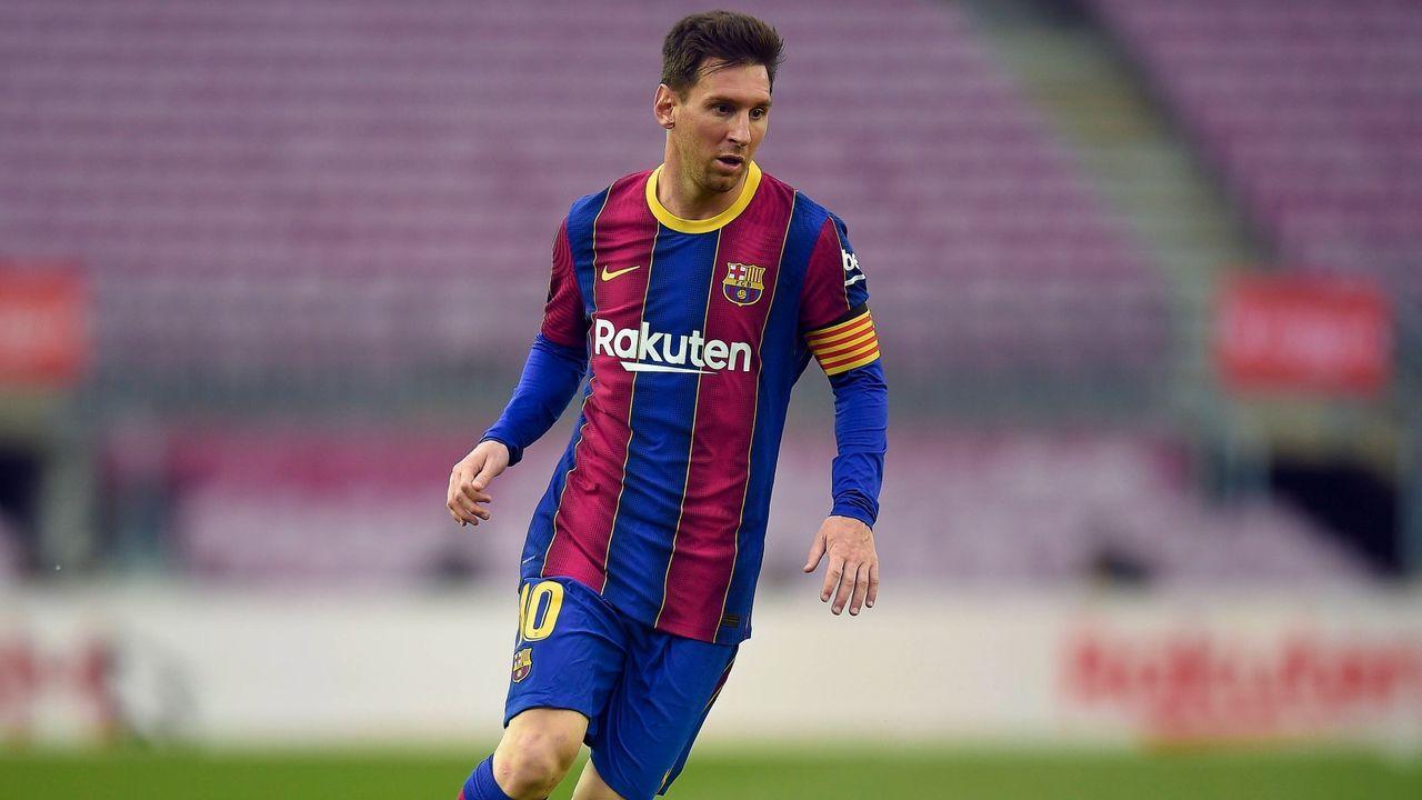 Lionel Messi (vereinslos) - Bildquelle: Imago