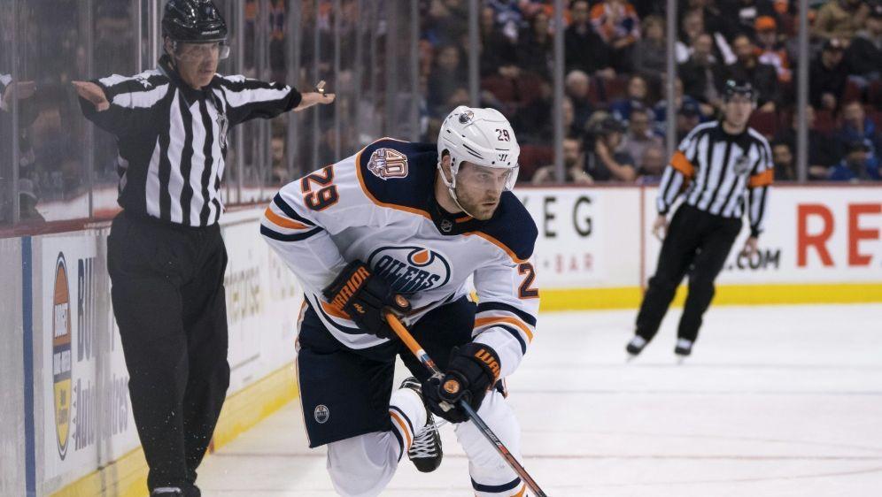 Draisaitl erzielt NHL-Tore 100 und 101 - Bildquelle: AFPGETTY SIDRich Lam