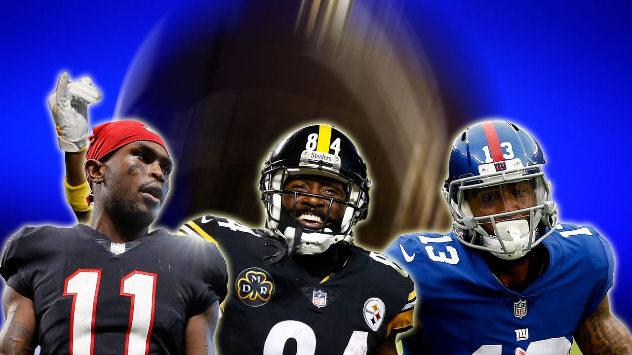 Die besten Wide Receiver in Madden 19 - Bildquelle: 2015 Getty Images