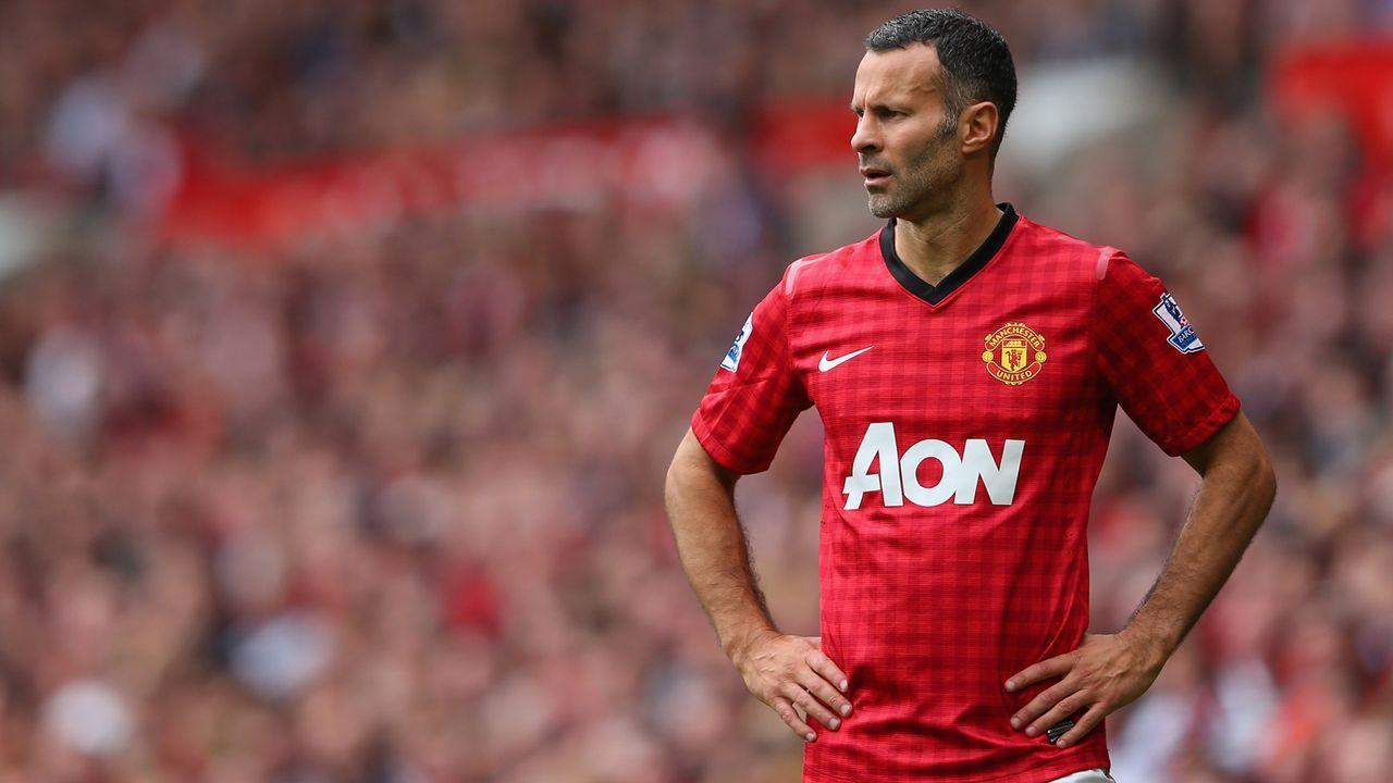Manchester United - Bildquelle: 2012 Getty Images