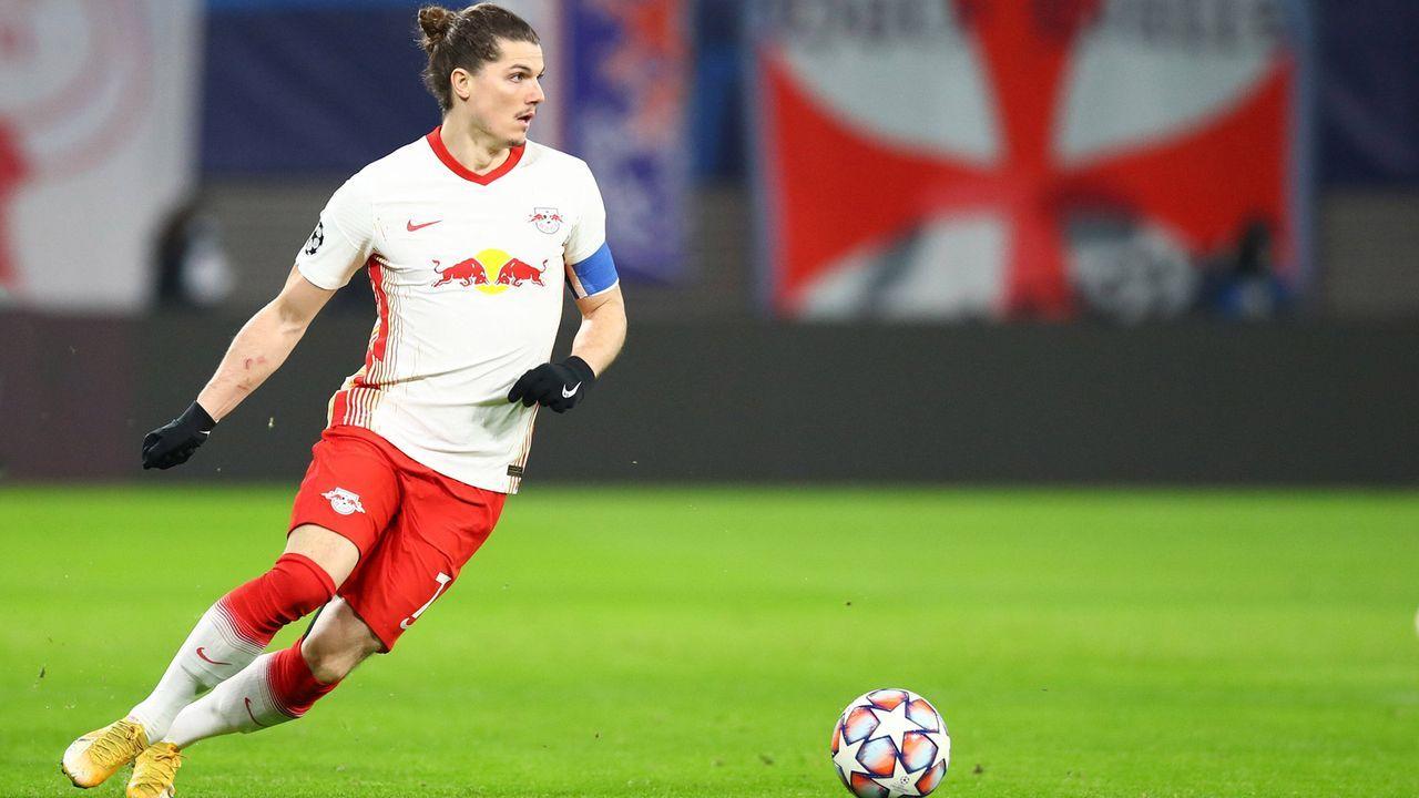 Mittelfeld: Marcel Sabitzer (RB Leipzig) - Bildquelle: imago images/Picture Point LE