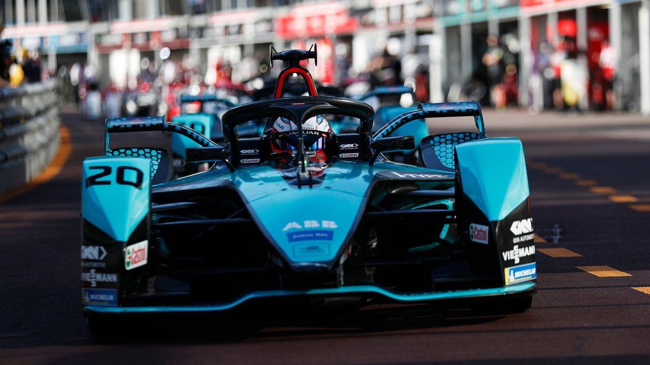 Gewinner: Jaguar - Bildquelle: 2021 Jaguar Racing