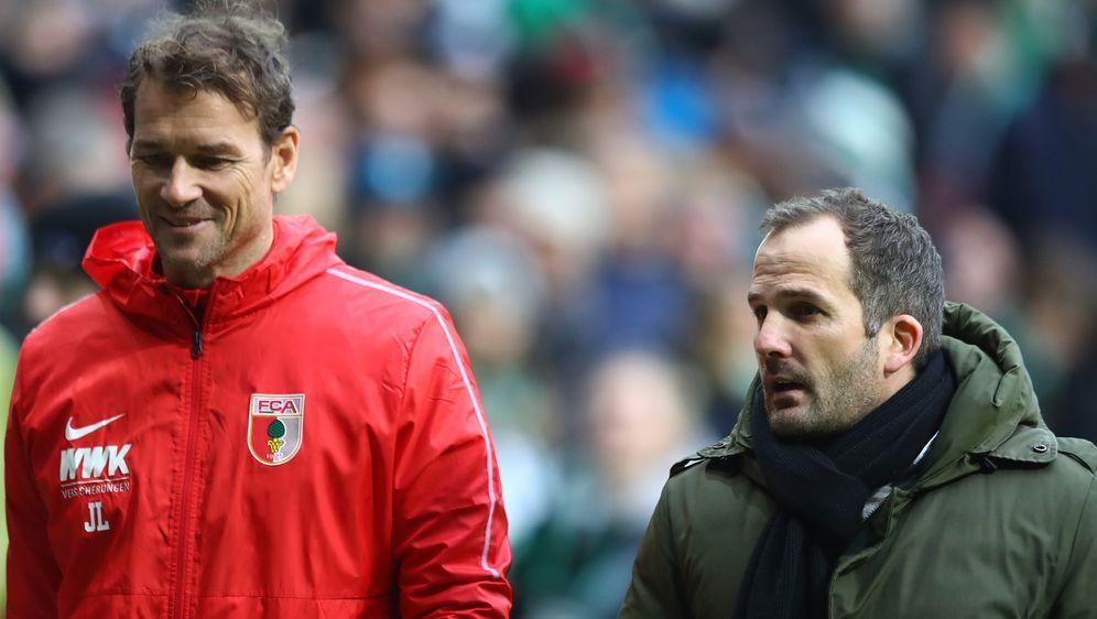 Der FC Augsburg trennt sich von Manuel Baum und Jens Lehmann. - Bildquelle: Getty Images