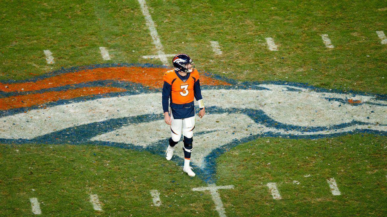 27. Platz: Denver Broncos - Bildquelle: 2019 Justin Edmonds