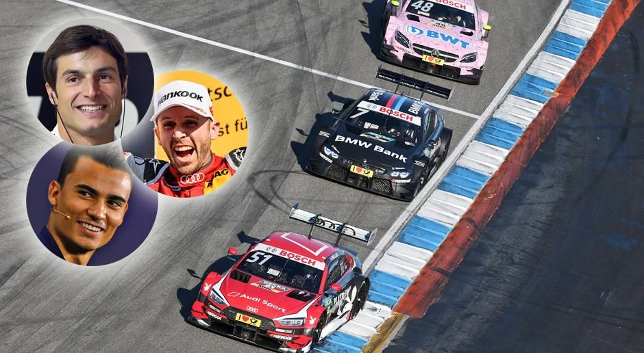 Die DTM-Fahrer 2018 - Bildquelle: getty images, imago