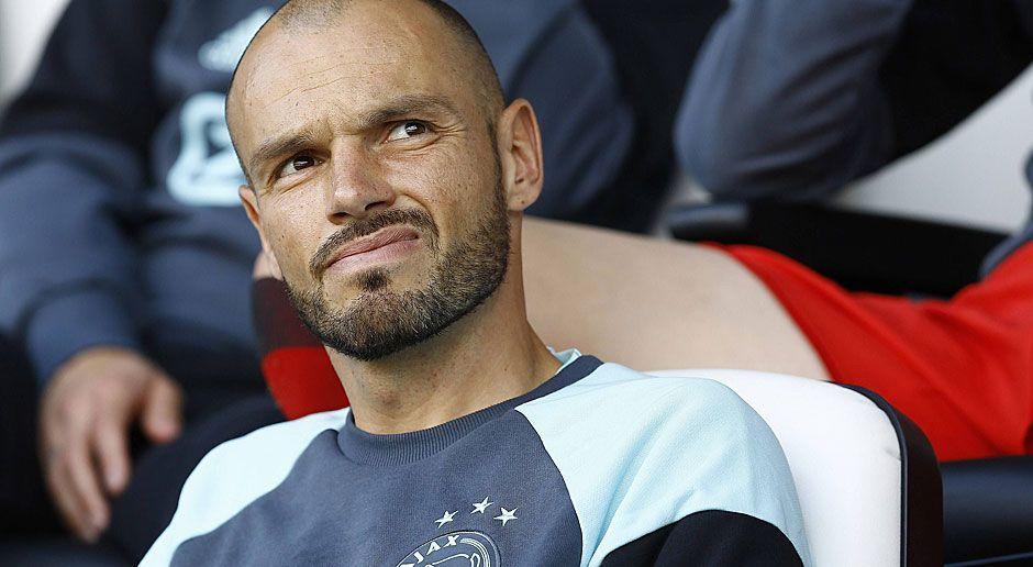 Linker Verteidiger: Heiko Westermann (Betis Sevilla/ Ajax Amsterdam) - Bildquelle: imago/VI Images
