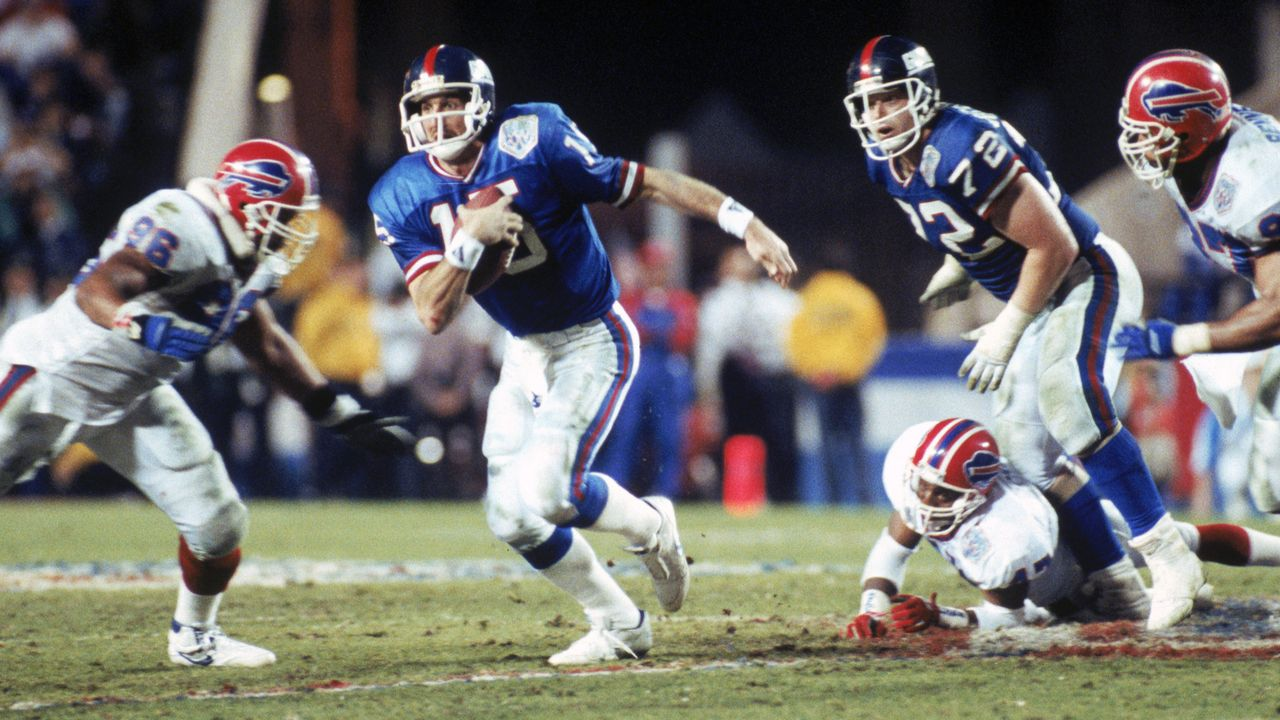 Super Bowl XXV - Bildquelle: 1991 George Rose