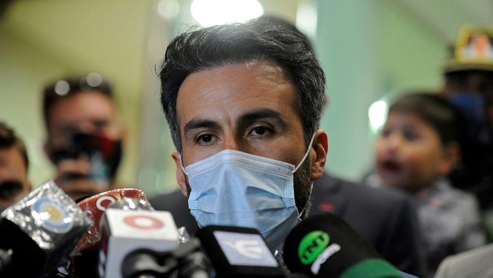 Ermittlungen gegen Leopoldo Luque aufgenommen - Bildquelle: AFPSIDJAVIER GONZALEZ TOLEDO