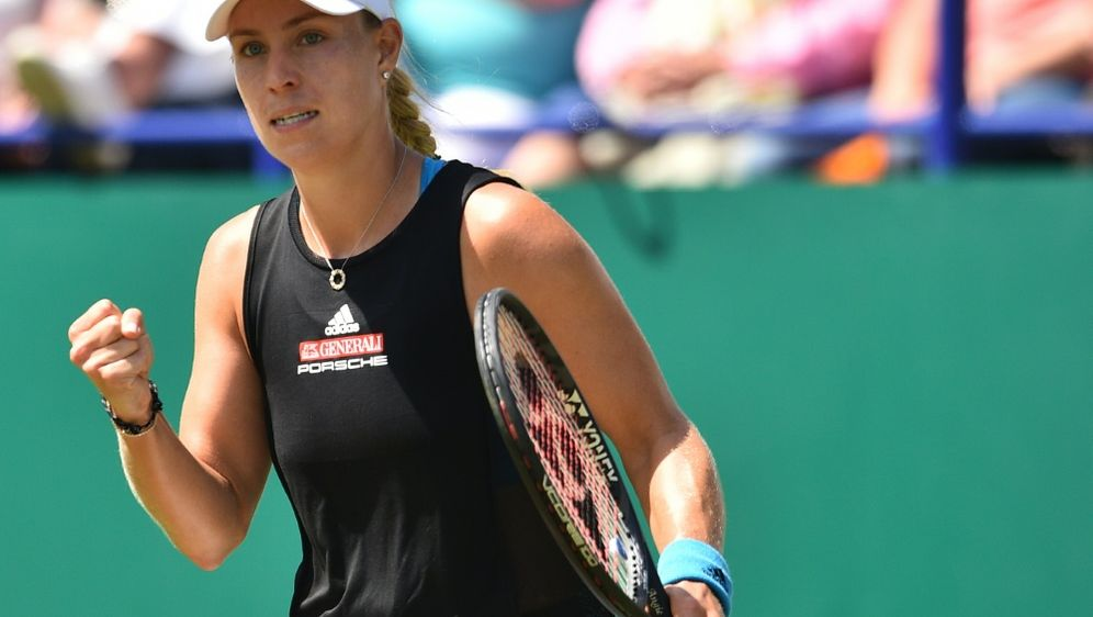 Kerber hält das Feld in Wimbledon für ausgeglichen - Bildquelle: AFPSIDGLYN KIRK