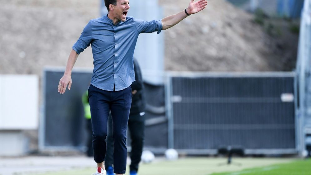 Heeger verstärkt die Mannschaft von Trainer Eichner - Bildquelle: FIROMArkus GilliarFIROMArkus GilliarSID