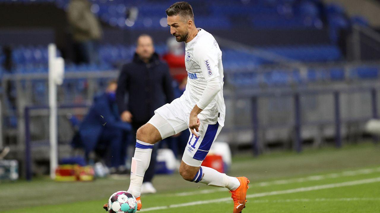 Vedad Ibisevic (zuletzt FC Schalke 04) - Bildquelle: SVEN SIMON - Juergen Fromme - Firo Sportphoto