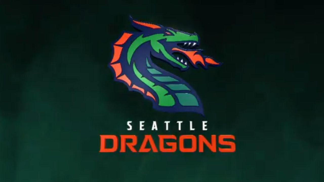 Seattle Dragons - Bildquelle: Twitter/@xfl2020