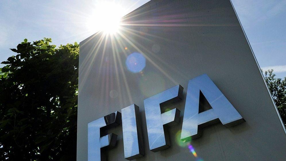 FIFA bestraft sierra-leonischen Verband mit Geisterspiel - Bildquelle: AFPSIDFABRICE COFFRINI