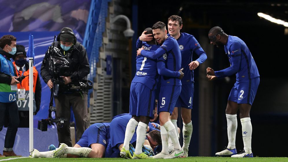 Der FC Chelsea steht im Finale der Champions League - Bildquelle: Getty Images