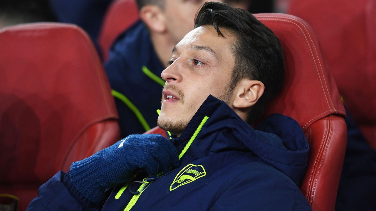 Özil soll Loyalitätsbonus in Millionenhöhe erhalten haben - Bildquelle: Getty Images
