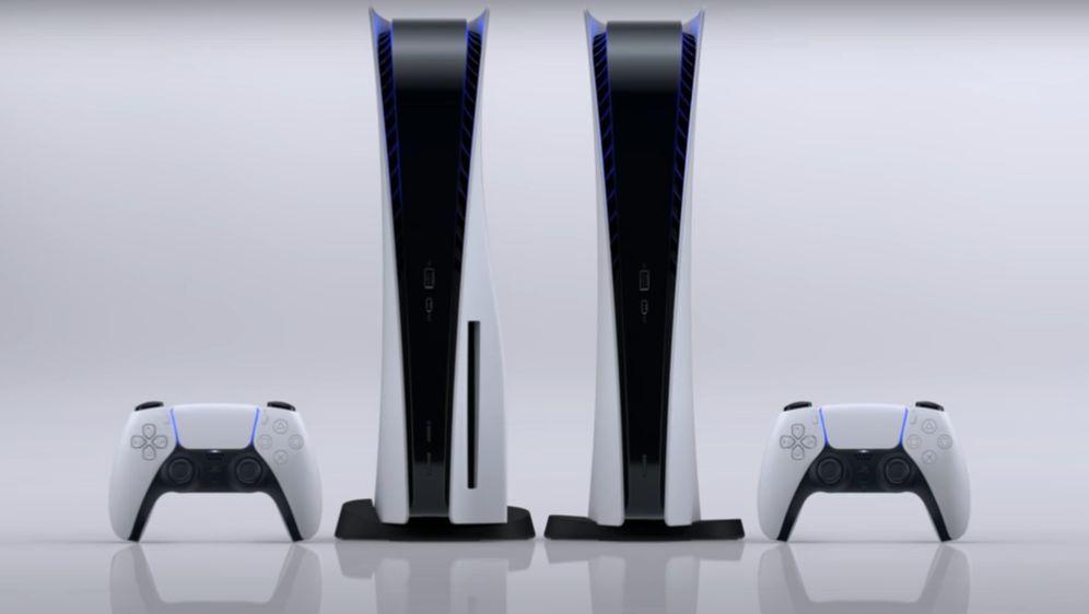 Sony hat das Design der PS5 vorgestellt und erste Andeutungen in Sachen Rele... - Bildquelle: Sony