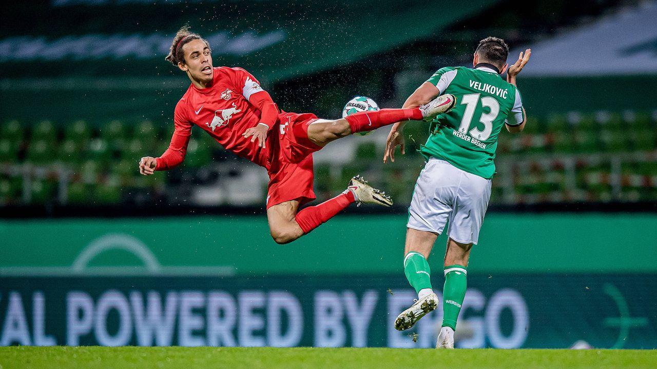 Sturm: RB Leipzig - Bildquelle: Imago Images