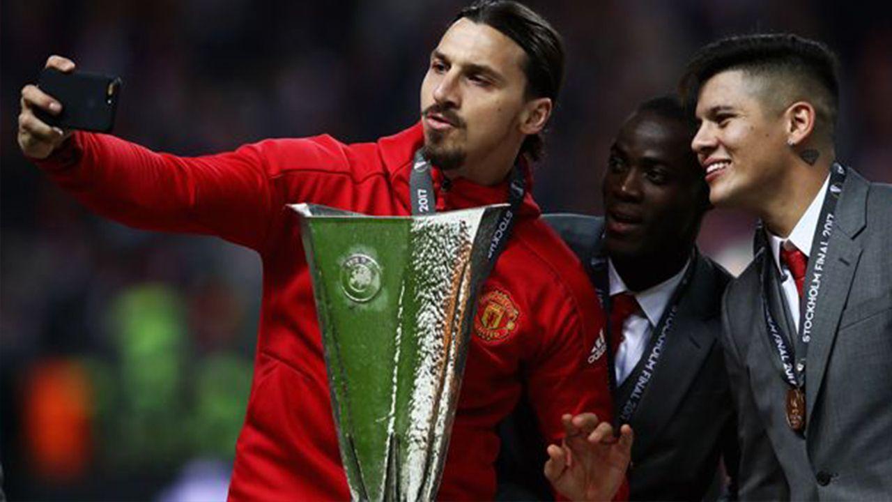 Platz 3 - Zlatan Ibrahimovic (35 Titel) - Bildquelle: 2017 Getty Images